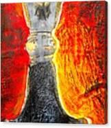 Celtic Sword Handel Canvas Print