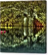 Cenote Canvas Print
