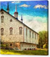 Centennial Barn Canvas Print