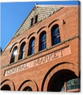Central Market Lancaster Pennsylvania Canvas Print