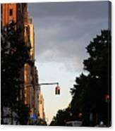 Central Park West 7524 Canvas Print