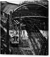 Central Station Fn0030 Canvas Print