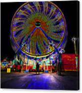 Century Wheel Canvas Print