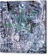 Cephalic Carnage Canvas Print