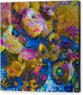 Ceramic Tapestry Canvas Print