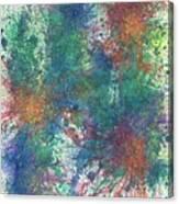 Cerebral Rhapsody During A Neurofeedback #581 Canvas Print