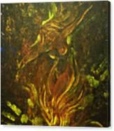 Cerridwen Dances Canvas Print