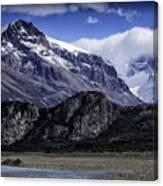 Cerro Chalten Canvas Print
