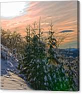 Certovica 2 V2 Canvas Print