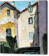 Cesi Apartments Italy Canvas Print