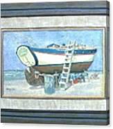 Ceul Ce Soir In Drydock Florida Canvas Print