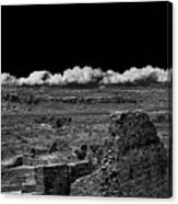 Chaco Six Canvas Print