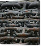Chains Canvas Print