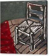 Chair II Canvas Print