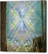 Chalice-tree Spirt In The Forest V2 Canvas Print