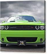 Challenger Scat Pack Canvas Print