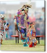 Championship Pow Wow - Grand Prairie Texas Canvas Print