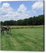 Chancellorsville Battlefield 2 Canvas Print