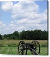 Chancellorsville Battlefield 3 Canvas Print