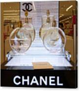Chanel Chance 2 Canvas Print