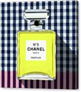 Chanel-no.5-pa-kao-ma1 Canvas Print