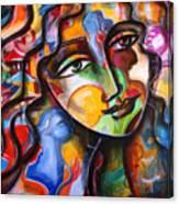 Change, Inspire, Pass It On Canvas Print