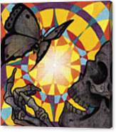Change Mandala Canvas Print