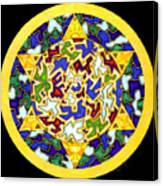 Changes   Mandala Series Canvas Print