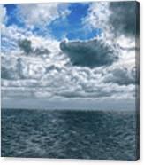 Changing Horizon Canvas Print