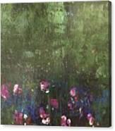 Channeling Monet #1 Canvas Print