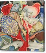 Chanson D'amour Canvas Print