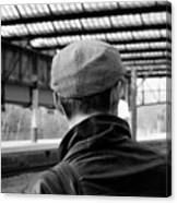 Chap In The Cap #3  Canvas Print