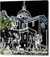 Chapel Aquinas Canvas Print