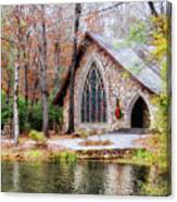 Chapel At Callaway Canvas Print