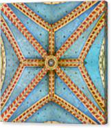 Chapel Ceiling Canvas Print