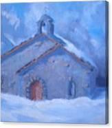 Chapel Of Assent Canvas Print