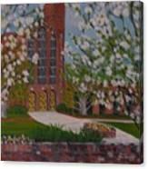 Chapel Of Memories Canvas Print