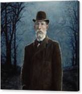 Charles A. Squires Canvas Print