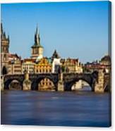 Charles Bridge Canvas Print