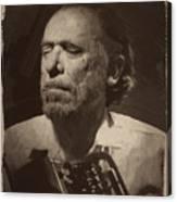 Charles Bukowski 1 Canvas Print