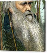 Charles Robert Darwin Canvas Print