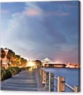 Charleston Battery Photography Canvas Print