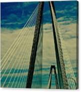 Charleston Bridge II Canvas Print