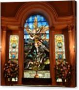 Charleston Church Canvas Print