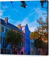 Charleston, Sc Canvas Print