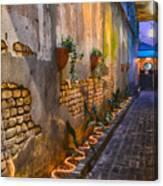 Charleston Streets Canvas Print