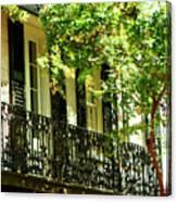 Charleston Style 2 Canvas Print