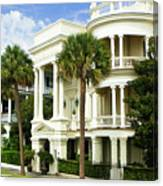 Charleston Style 3 Canvas Print