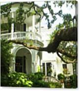 Charleston Style 7 Canvas Print
