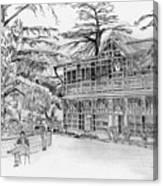 Charleville Canvas Print
